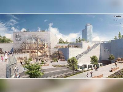 Centre commercial la Part Dieu – Lyon 3 | Chantier Frami, Framax, Table Dokamatic et Dokadek 30 Batiweb