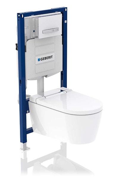 Bâti-support Geberi Duofix Sigma 12 cm