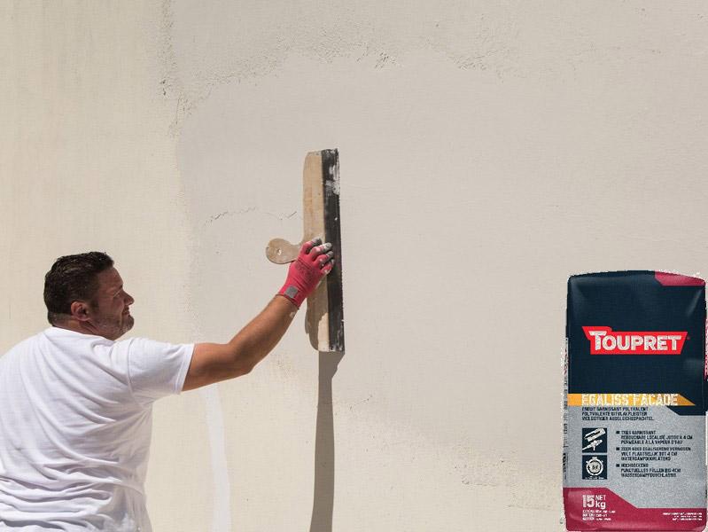 EGALISS® FAÇADE en poudre