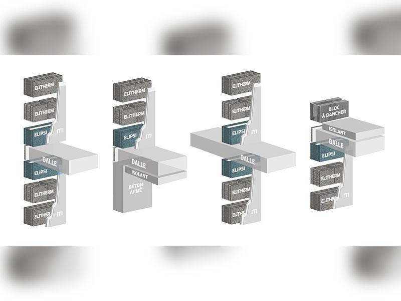 R+MuR d'Alkern: la solution pour l'optimisation de la performance thermique des parois, validée par le CSTB! - Batiweb