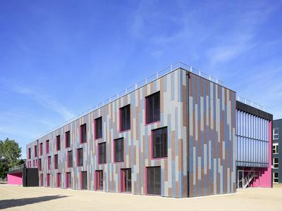 Objets BIM pour la façade, la couverture en zinc et l'étanchéité Batiweb