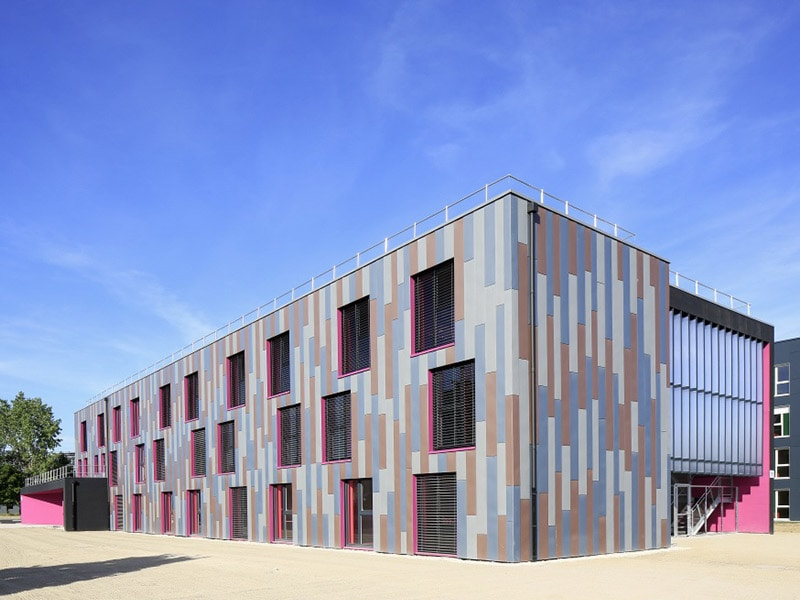 Objets BIM pour la façade, la couverture en zinc et l'étanchéité - Batiweb