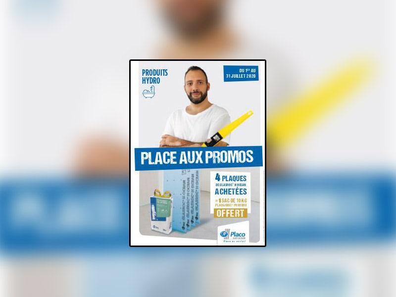 """PLACO® lance son opération """" Place aux pros de la salle de bains"""" - Batiweb"""