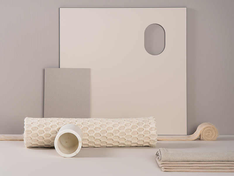 La gamme de panneaux décoratifs PANOPREY® se pare de la structure touch anti-traces de doigts - Batiweb
