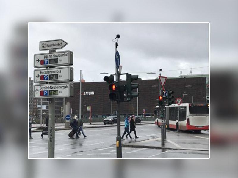 Les capteurs thermiques FLIR aident la ville d'hambourg à fluidifier sa circulation - Batiweb