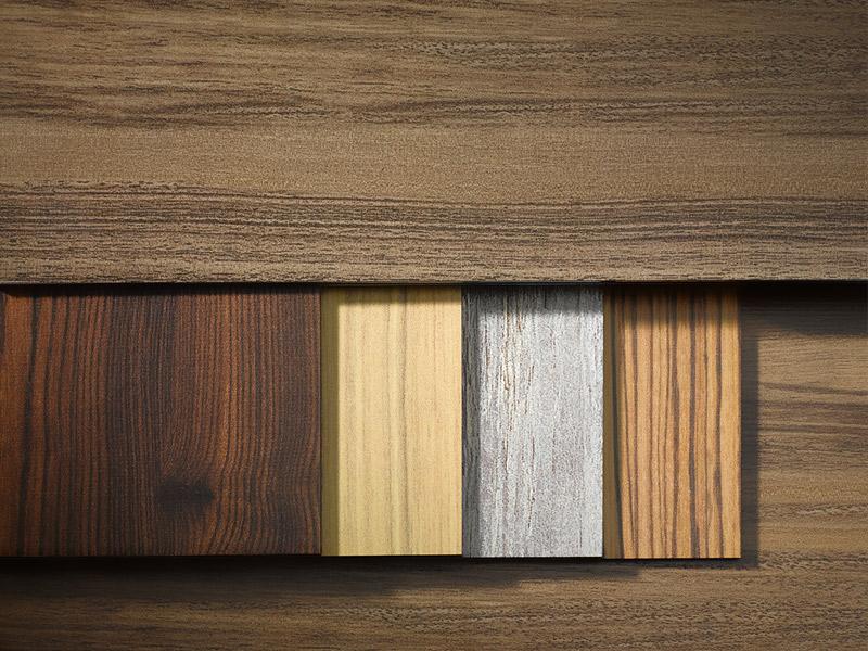ALUCOBOND® legno : une nouvelle génération de surfaces texturées ultra mates qui allie la beauté naturelle du bois à la résistance des panneaux composites aluminium - Batiweb