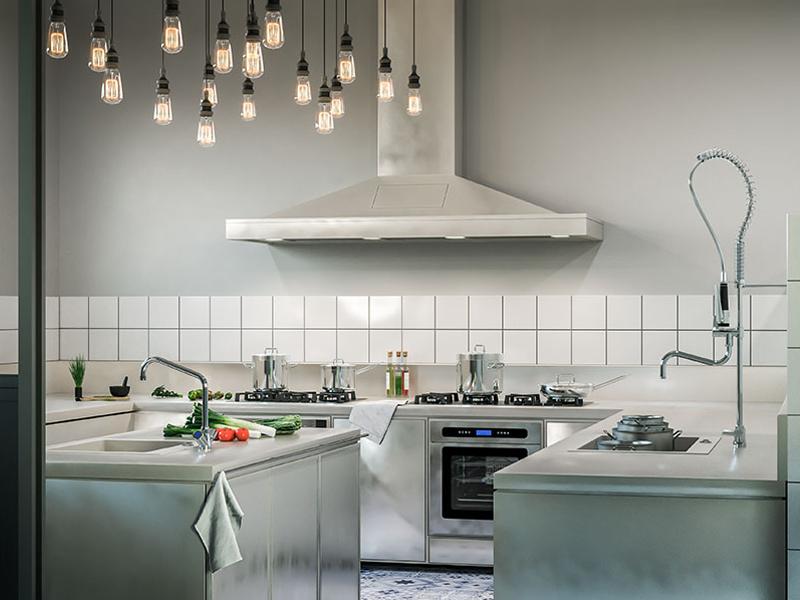 PRESTO CHEF® - La nouvelle génération de robinets Grande Cuisine - Batiweb
