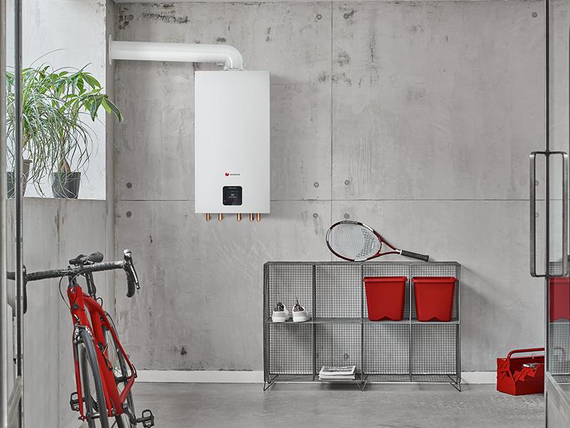 IsoMax Condens, la chaudière à condensation idéale pour un confort sanitaire 3.0 - Batiweb
