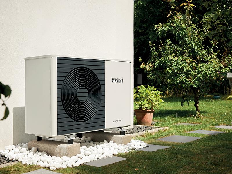 aroTHERM plus, la pompe à chaleur haute température au R290 - Batiweb