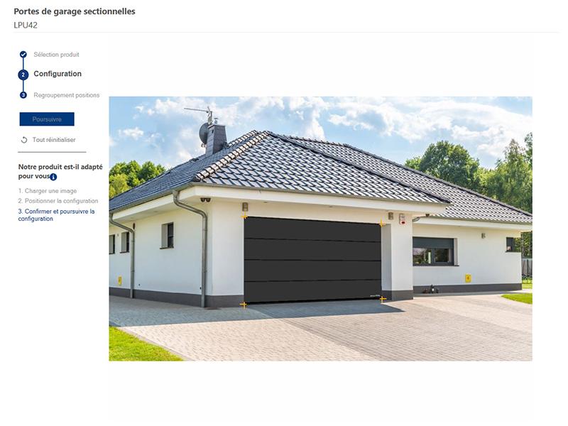 Nouveau: Configurateur en ligne Hörmann - Batiweb
