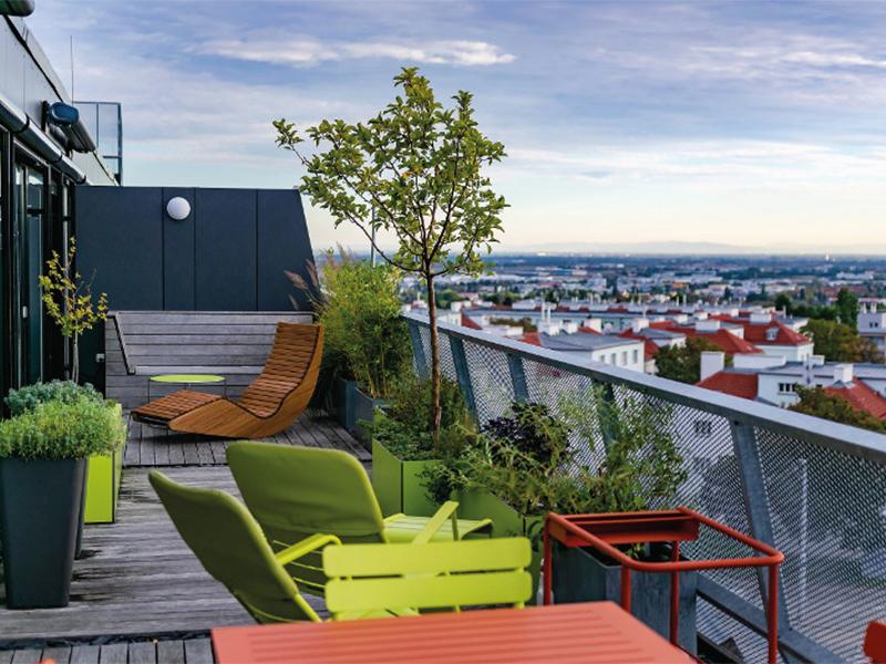 ROOFTOP DUO™, la solution complète pour la gestion des eaux pluviales et l'accessibilité des toitures-terrasses - Batiweb