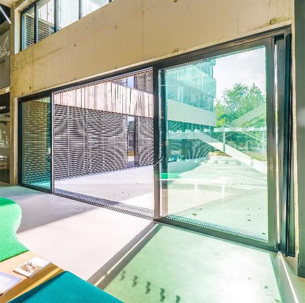 Siège Charier - Architecte Pierre Loisel