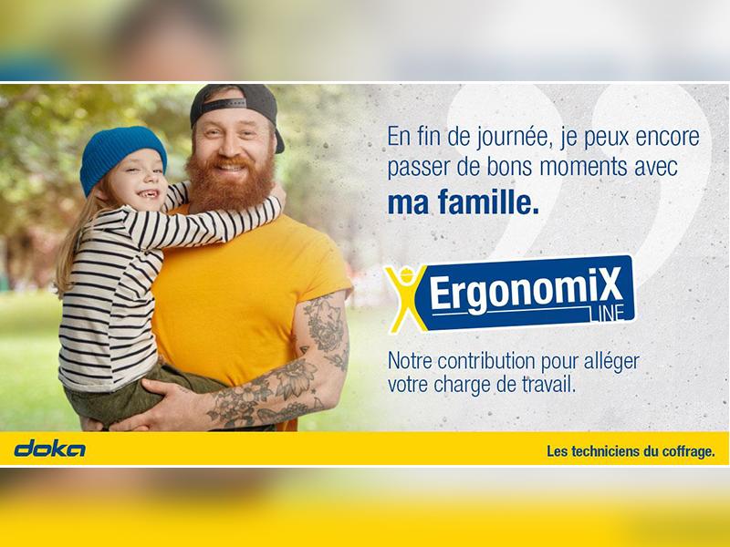 Gamme ErgonomiX : Notre contribution pour alléger votre charge de travail - Batiweb