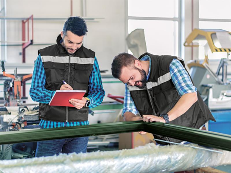 Solutions Pro Sapa: un réseau national de préfabrication de menuiseries aluminium au service des artisans poseurs et fabricants-installateurs - Batiweb