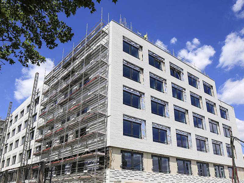 L'éventail des systèmes constructifs Ciments Calcia : un panel de solutions exhaustives pour une ville plus agréable et facile à vivre - Batiweb