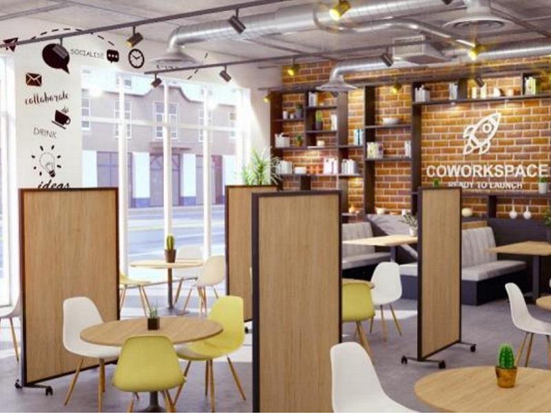 PLACO lance sa première gamme de cloisons mobiles Placo Modulo : la délimitation des espaces ... sans limites ! - Batiweb
