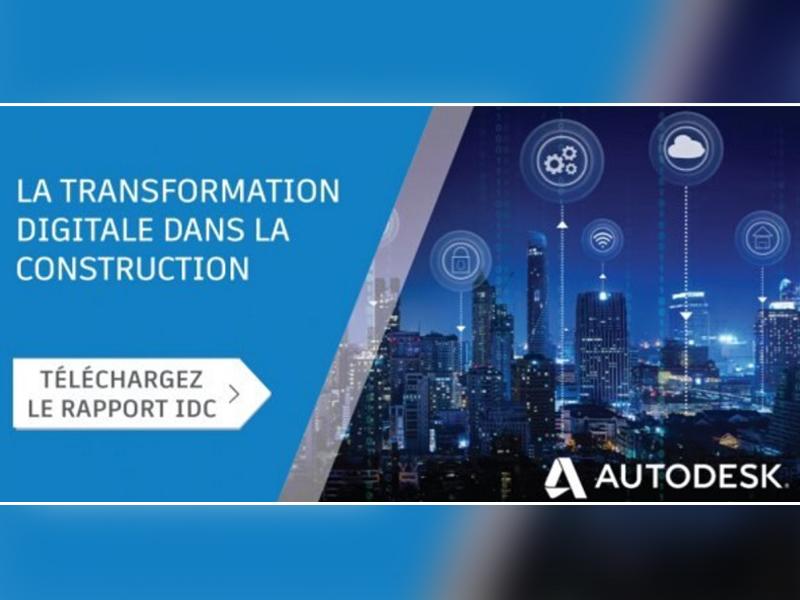 L'industrie de la construction prête à la transformation numérique, selon une étude mondiale - Batiweb