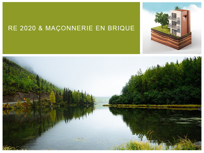 Maçonnerie en brique & RE 2020 en 3 points - Batiweb