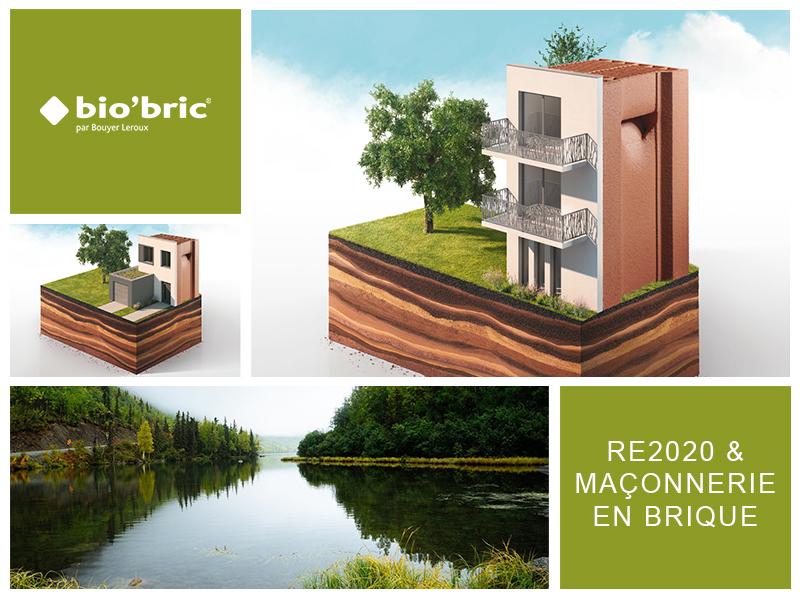 Quelle place pour la brique dans les critères actés de la RE 2020 ? - Batiweb