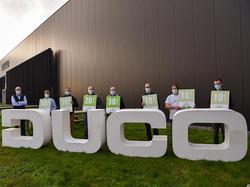Ensemble, 100 ans de Duco - Batiweb