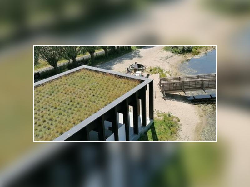 FIRESTONE BUILDING PRODUCTS et ses solutions d'étanchéité EPDM et TPO pour toitures végétalisées : deux références chantiers mises en exergue - Batiweb