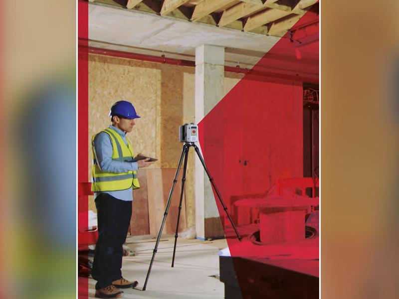 LEICA GEOSYSTEMS simplifie la capture de la réalité pour accompagner le secteur du bâtiment dans sa transition numérique - Batiweb