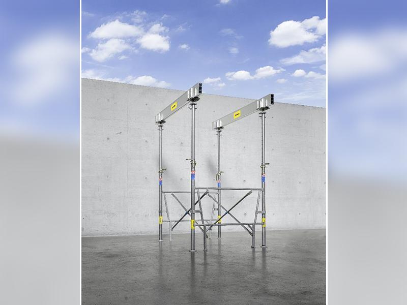 Nouveau Cadre-Étais Doka : pour un montage sûr et flexible - Batiweb