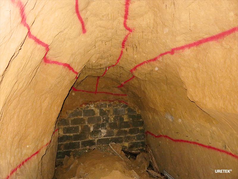 Le comblement de cavités souterraines pour empêcher les risques de fontis du sol - Batiweb