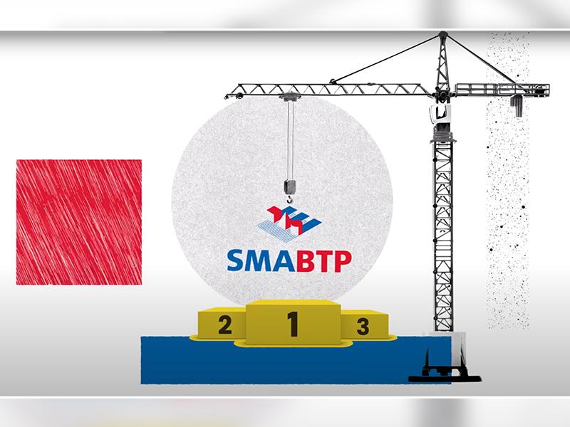 Bien plus qu'un spécialiste. SMABTP, c'est le leader dans l'assurance de la construction, mais c'est bien plus que ça. SMABTP, c'est aussi l'assureur de vos véhicules ! - Batiweb
