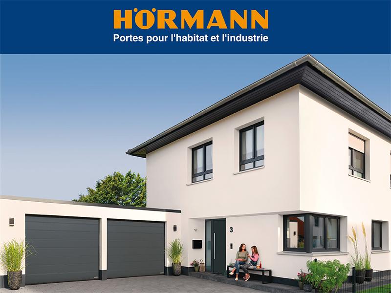 EUROPA PROMOTION : La campagne de l'année chez Hörmann - Batiweb