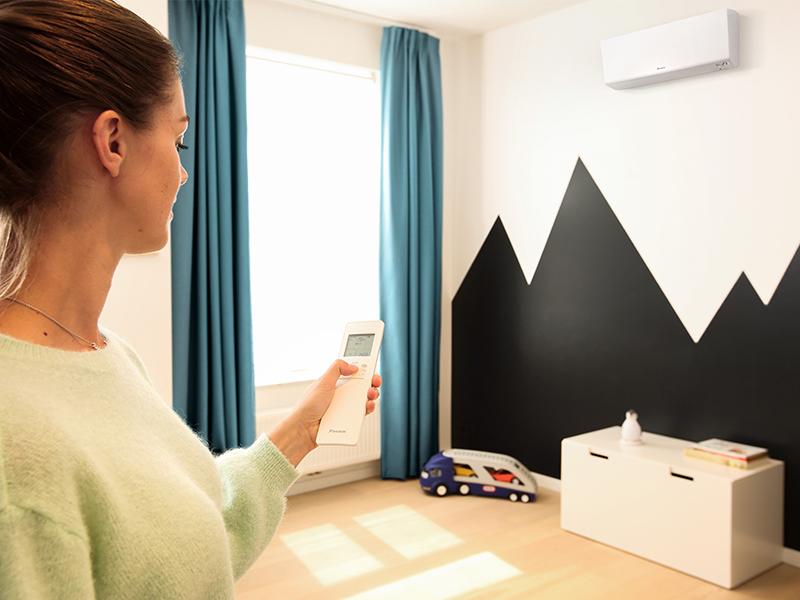 Pompe à chaleur air/air Daikin - Gamme murale Perfera FTXM-R - Batiweb