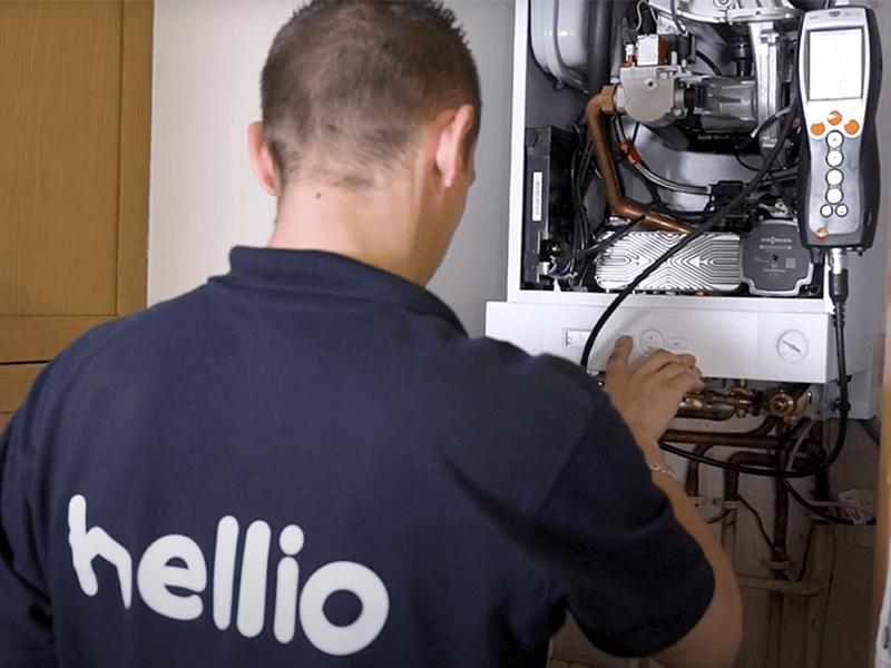 Hellio et Viessmann, un partenariat au service de la massification de la rénovation énergétique : une offre de chauffage au gaz de qualité à très haute performance énergétique à moindre coût - Batiweb