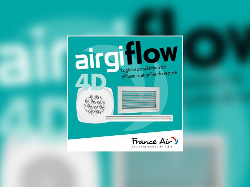 AirgiFlow® 4D, un simulateur de diffusion d'air unique sur le marché - Batiweb