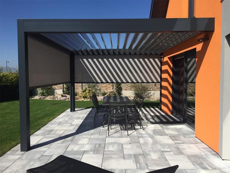 MARQUISES : technologie, fonctionnalité et design dédiés à l'art de vivre extérieur ! - Batiweb