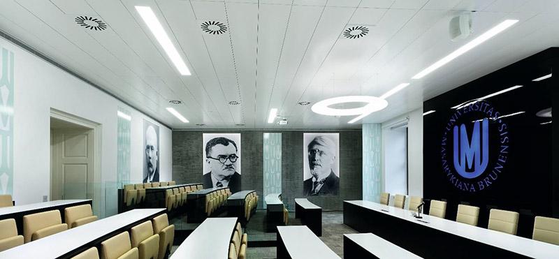 Université Masaryk, République Tchèque