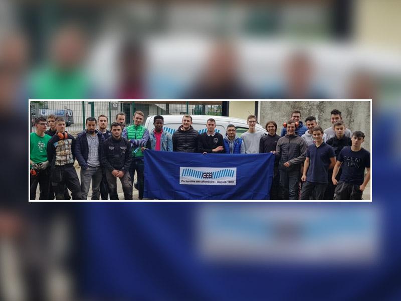 GEB et les Compagnons du Devoir et du Tour de France mettent en place un partenariat national valorisant le métier de plombier. - Batiweb