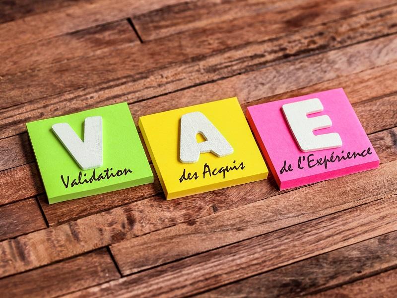 LA VAE, VALIDATION DES ACQUIS PAR L'EXPÉRIENCE - Batiweb