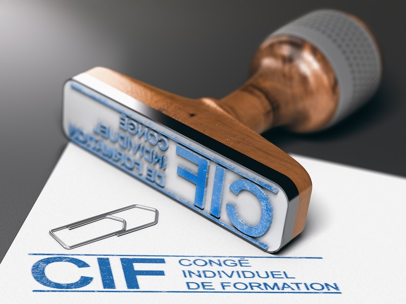 LE CONGÉ INDIVIDUEL DE FORMATION : CIF - Batiweb