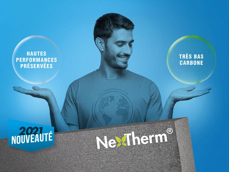 Des projets bas carbone ? Découvrez Knauf NEXTherm®, l'isolant PSE Knauf très bas carbone ! - Batiweb