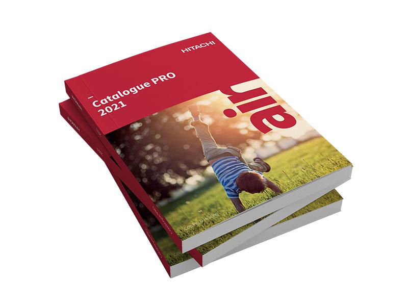 catalogue PRO Hitachi 2021