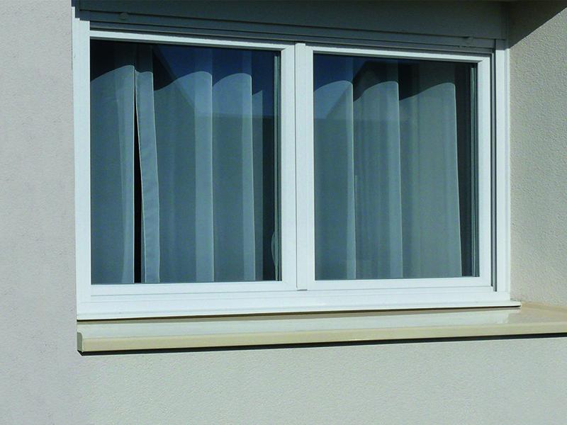 Protègenet®, Equipez vos appuis de fenêtres pour façades isolées. - Batiweb