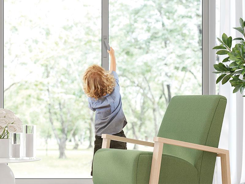 Sapa enrichit son offre de poignées pour ses coulissants, fenêtres et portes : Harmonie des lignes, esprit moderne et simplicité d'utilisation - Batiweb