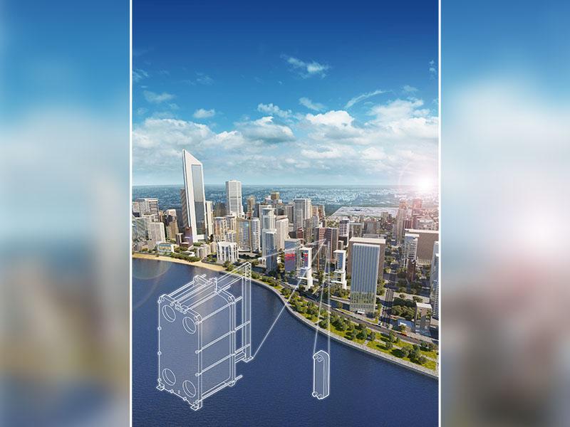 Entrez dans une nouvelle ère! Des solutions de transfert thermique performantes à l'horizon - Batiweb