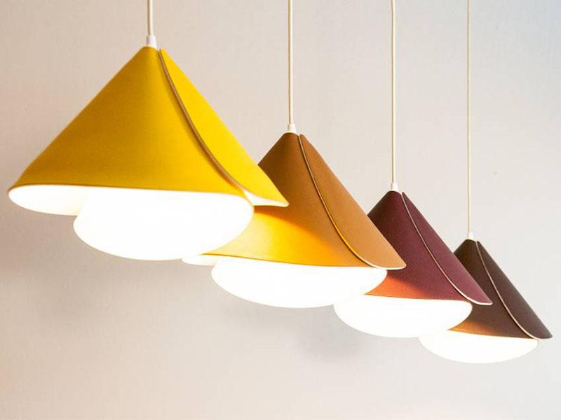 L'emblématique lampe Tulip, fait son retour dans une nouvelle et élégante version de suspension. Entrée en matière ! - Batiweb