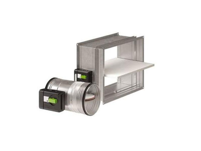 Le clapet coupe-feu qui simplifie l'installation et garantit la sécurité des occupants et des bâtiments - Batiweb