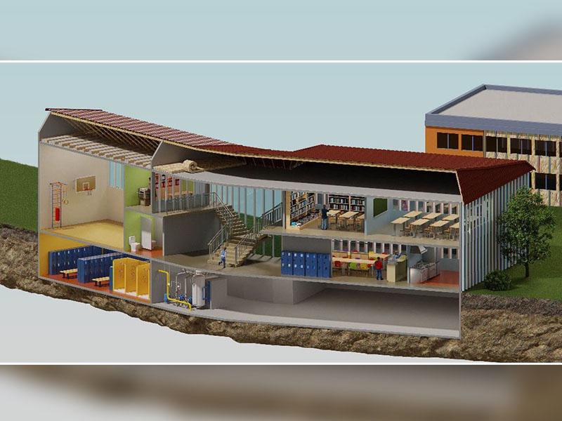 Construction et rénovation durables des établissements scolaires et de petite enfance : Placo® et ISOVER placent le confort comme l'une des clés de l'apprentissage - Batiweb