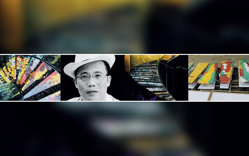 Nouvelle démonstration de la créativité insufflée par le Superbe EFFIX CRÉA. L'escalier translucide Carnaval de Tho Nguyen Duc. - Batiweb