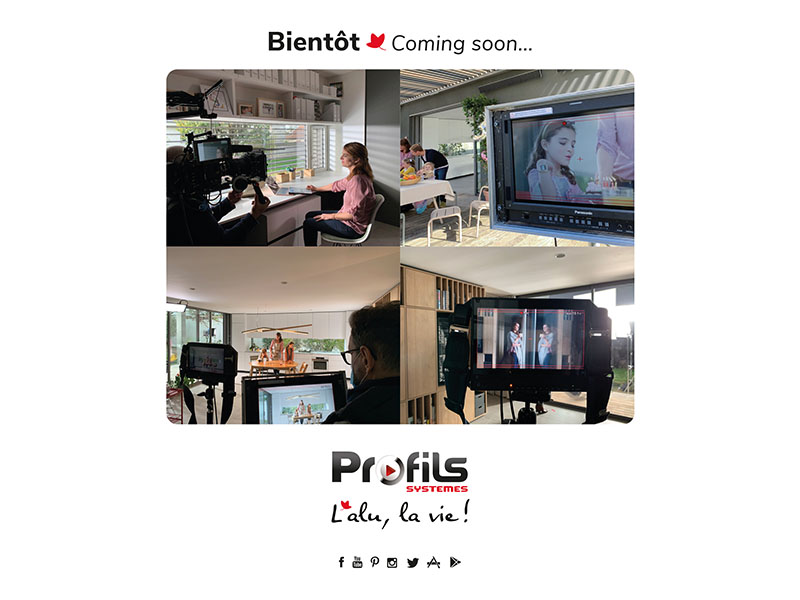 Les menuisiers certifiés PROFILS SYSTEMES prennent la parole en tv et digital et relayent la campagne de communication grand public de la marque - Batiweb