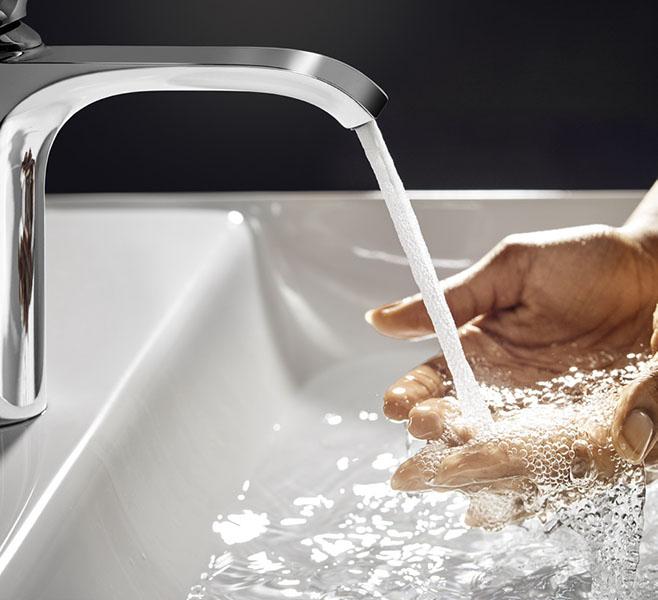 Vivenis - Mitigeur lavabo - Chromé