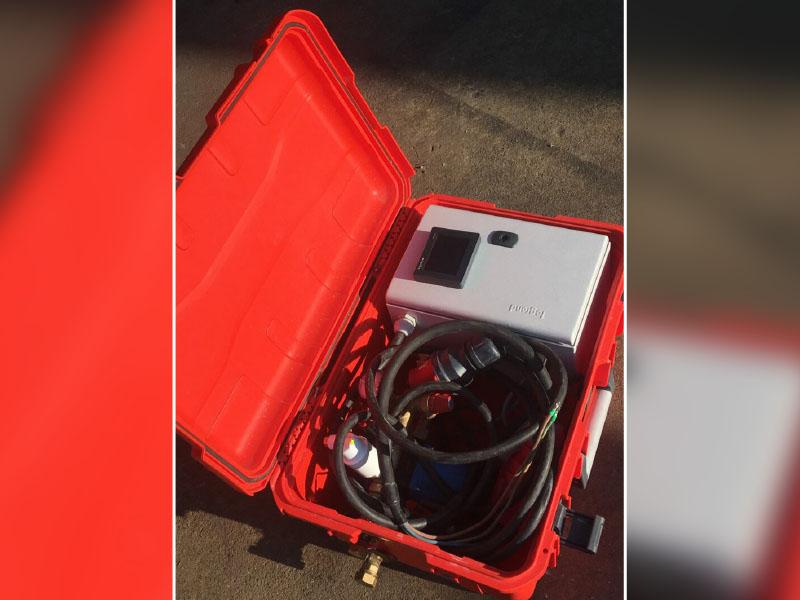 CHAUDIÈRES LOCATION lance BUZZ : la nouvelle chaudière en valise pour la 1ère mise en chauffe des planchers chauffants - Batiweb